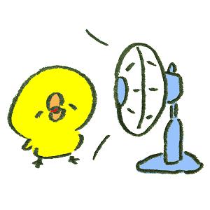 扇風機 ホコリ