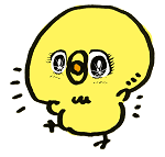 目キラひよこ
